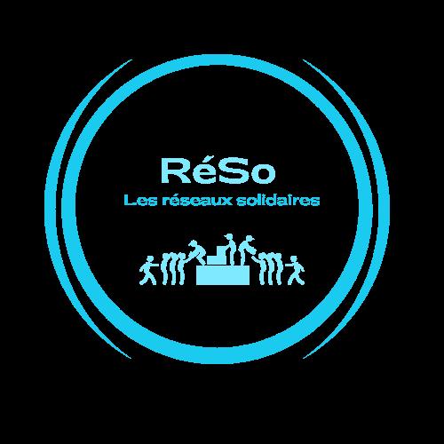 association réso-les_réseaux solidaires logo